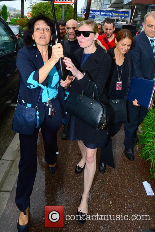 Kirsten Dunst, Cannes Film Festival
