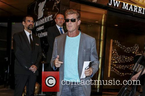 david hasselhoff celebrities out and about during 3670994