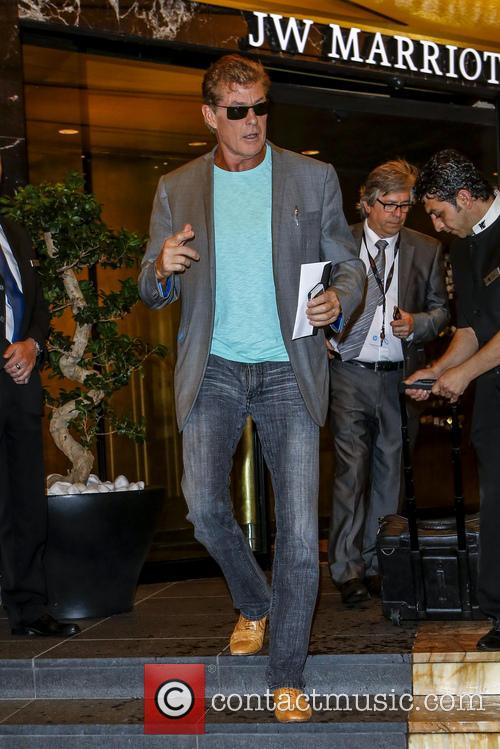 David Hasselhoff 4