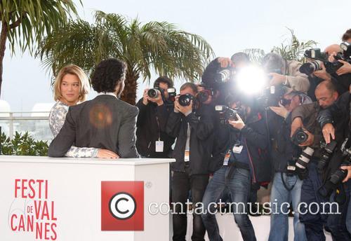 Lea Seydoux and Tahar Rahim 6
