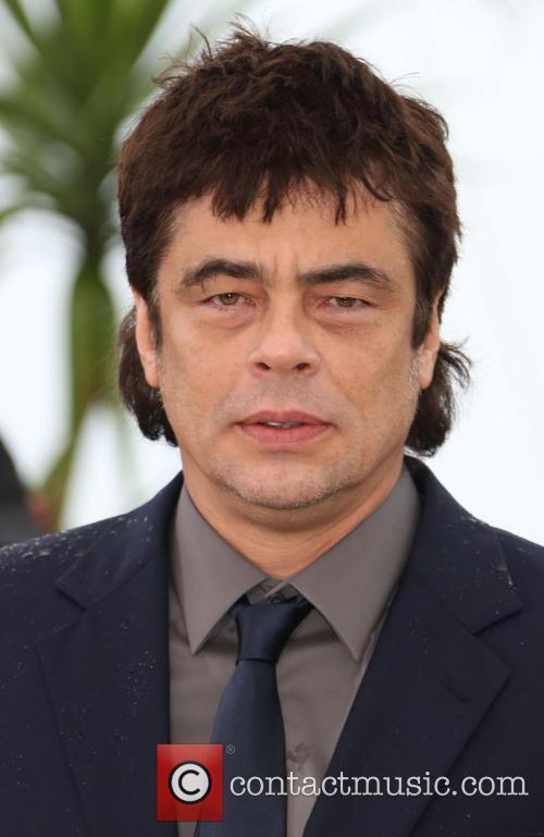 Benicio Del Toro Cannes