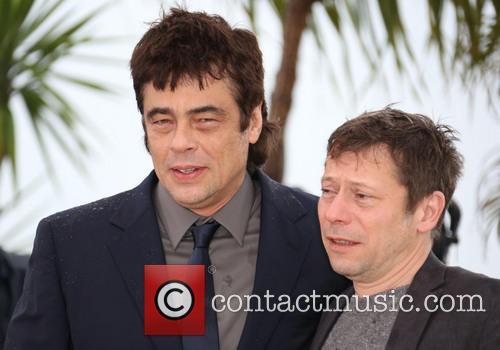 Benicio Del Toro and Mathieu Amalric 2