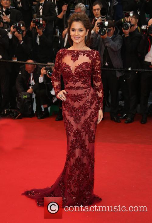 Cheryl Cole, Cannes Film Festival