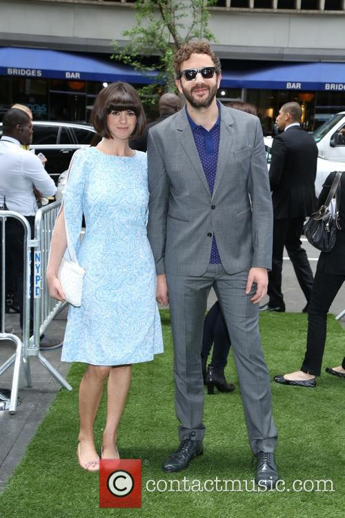 Chris O'dowd and Dawn O'porter 2