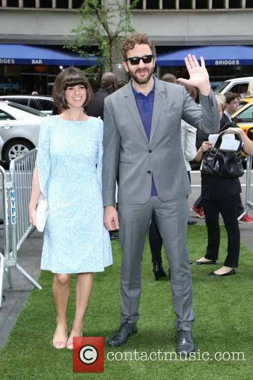 Chris O'dowd and Dawn O'porter 4