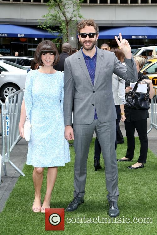 Chris O'dowd and Dawn O'porter 5