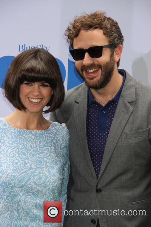 Chris O'dowd and Dawn Porter 7