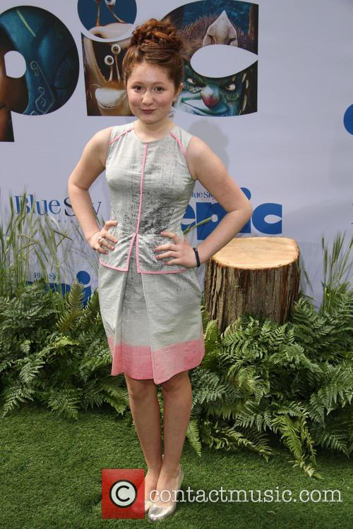 Emma Kenney, Zeigfeld Theater