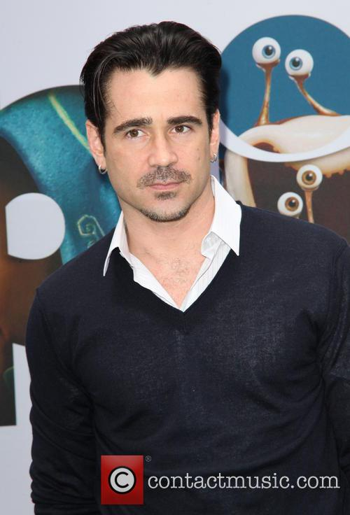 Colin Farrell, Ziegfeld Theatre 141 West 54th Street, Ziegfeld Theatre