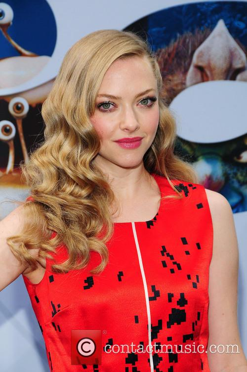 Amanda Seyfried, Epic Premiere
