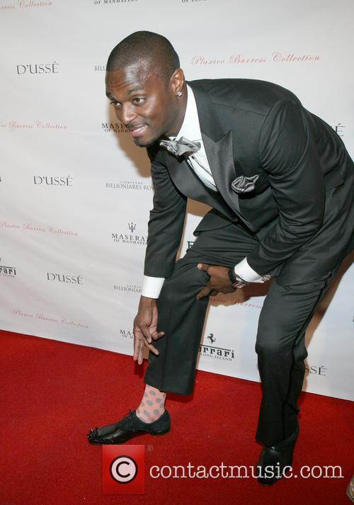 The Plaxico Burress Sock Collection Held at XVI...