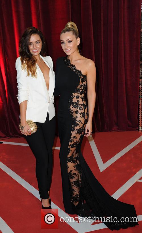 Jennifer Metcalf and Gemma Merna 2