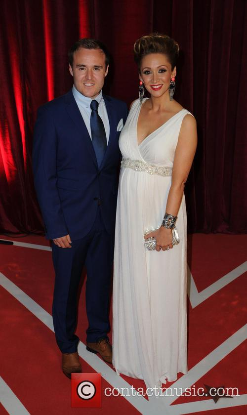 Alan Halsall and Lucy Jo Hudson 2