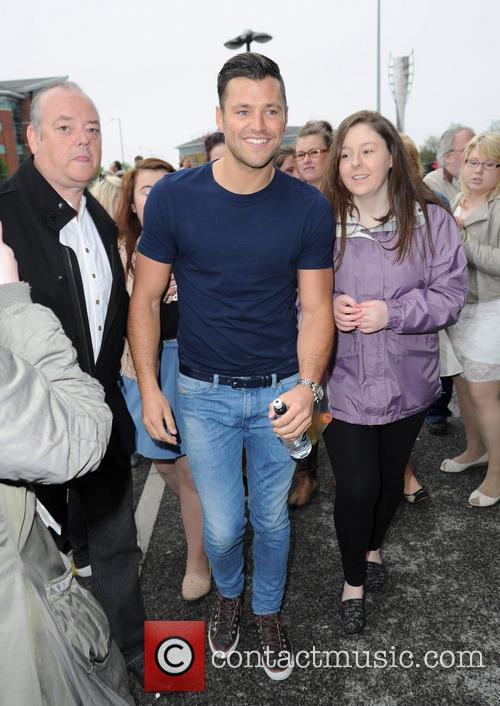 mark wright celebrities at soccer six 3670745