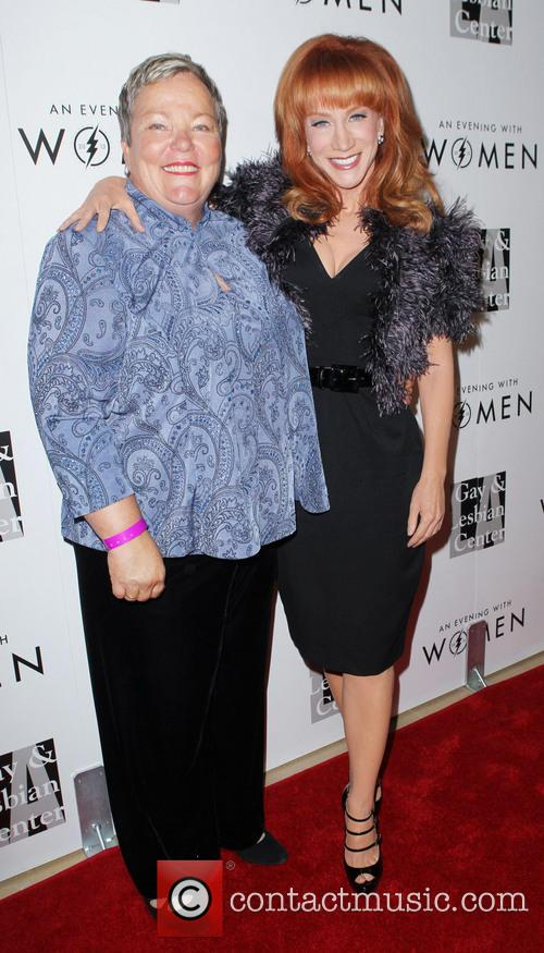 Lorrie Jean and Kathy Griffin 7