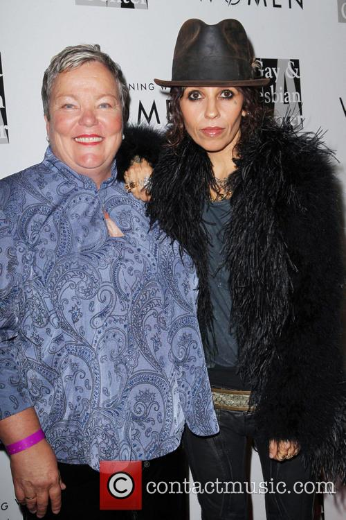 Lorrie Jean and Linda Perry 6