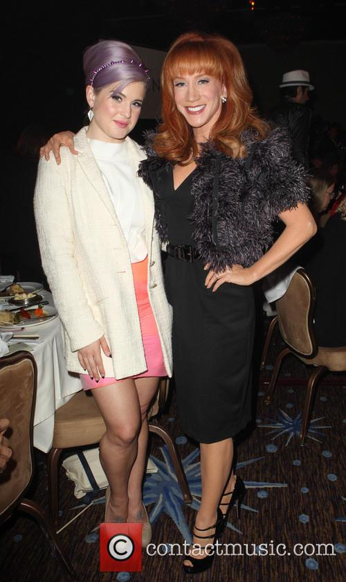 Kelly Osbourne, Kathy Griffin, The Beverly Hilton, Beverly Hilton Hotel