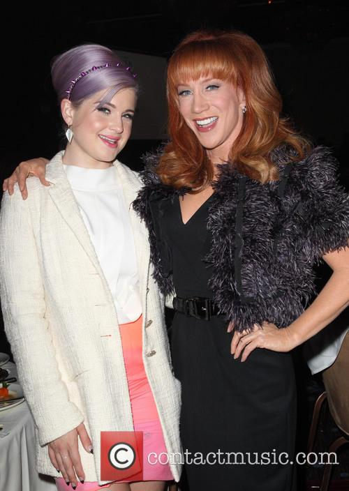 Kelly Osbourne and Kathy Griffin 1