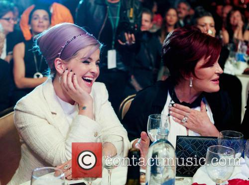 Kelly Osbourne and Sharon Osbourne 5