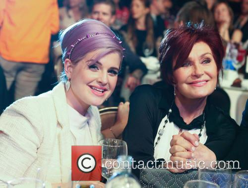 Kelly Osbourne and Sharon Osbourne 1
