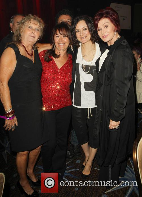 Sara Gilbert and Sharon Osbourne 3