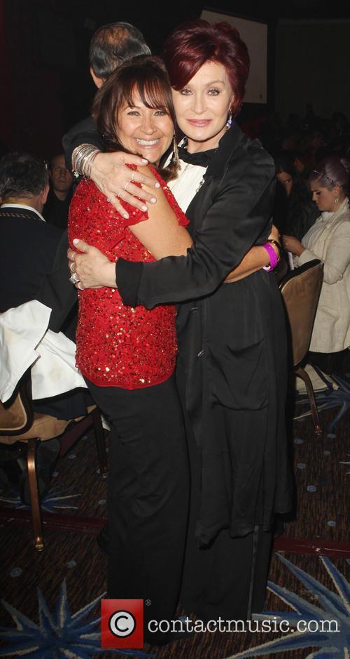 Sharon Osbourne, The Beverly Hilton, Beverly Hilton Hotel
