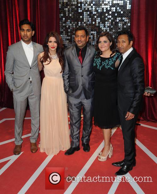 masood family the british soap awards 2013 3672679