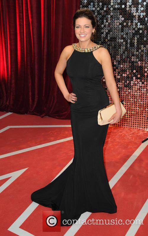 sophie austin the british soap awards 2013 3672700