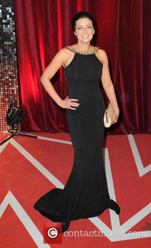 sophie austin the british soap awards 2013 3672717