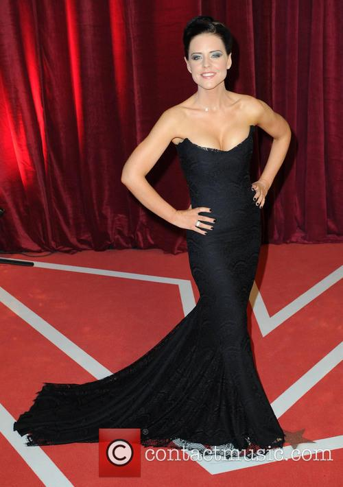 stephanie waring the british soap awards 2013 3672726