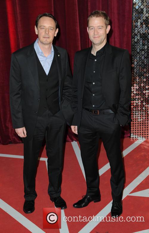 Steven Elder and Grant Masters