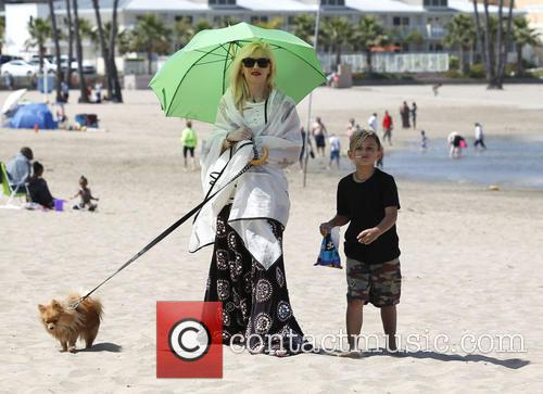 Gwen Stefani and Kingston Rossdale 39