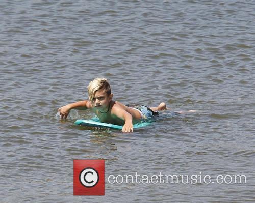 Gwen Stefani and Kingston Rossdale 38