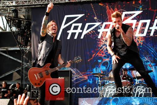 papa roach rock on the range 2013 3673270