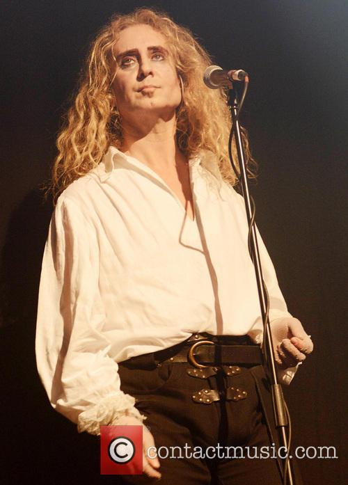 Steve Hackett performing at Vicar Street