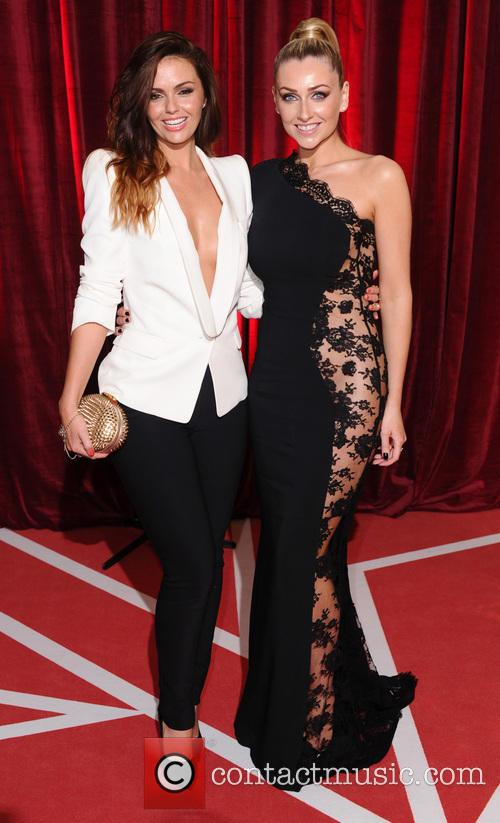 jennifer metcalfe gemma merna the british soap awards 3674630