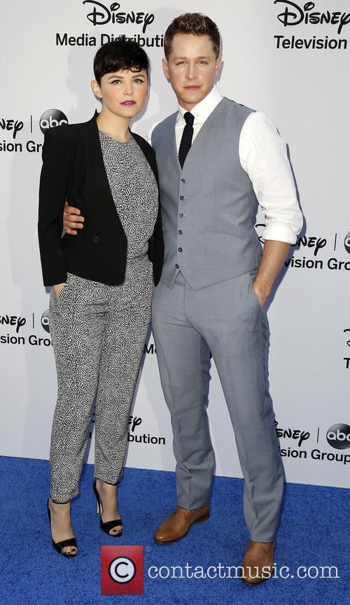 Ginnifer Goodwin and Josh Dallas 6