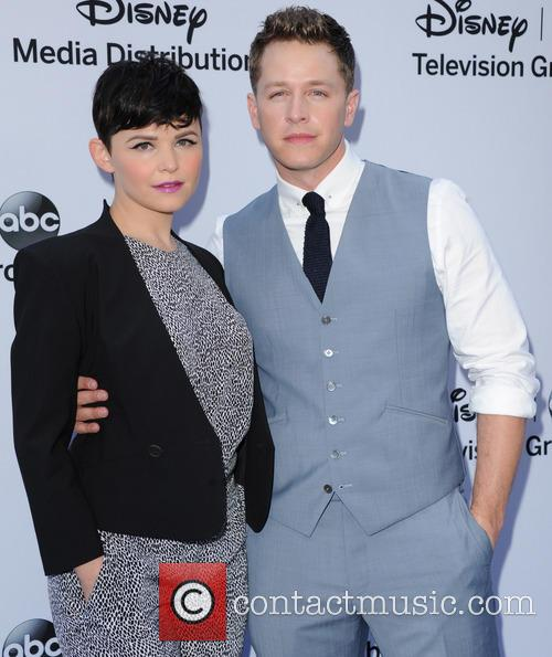 Ginnifer Goodwin and Josh Dallas 7