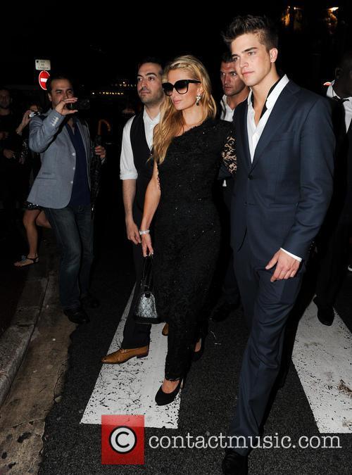 Paris Hilton and River Viiperi 6