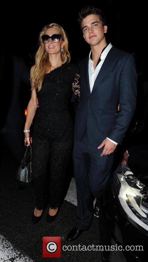Paris Hilton and River Viiperi 9