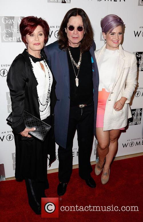 Sharon Osbourne, Ozzy Osbourne and Kelly Osbourne 10