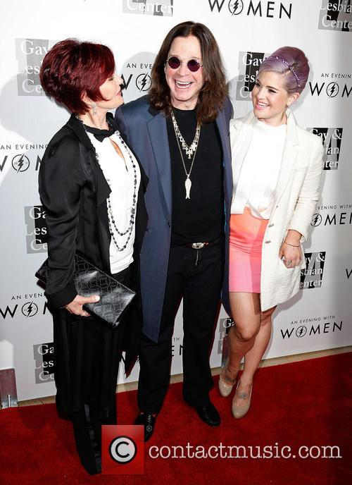 Sharon Osbourne, Ozzy Osbourne and Kelly Osbourne 10