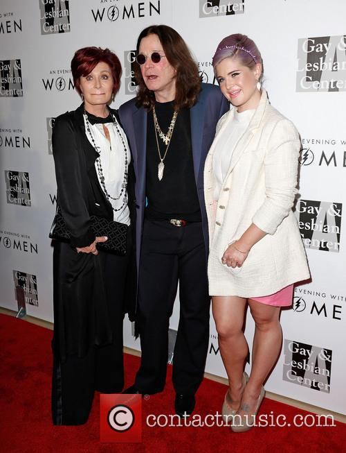 Sharon Osbourne, Ozzy Osbourne and Kelly Osbourne 13