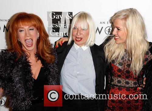 Kathy Griffin, Sia and Natasha Bedingfield 8