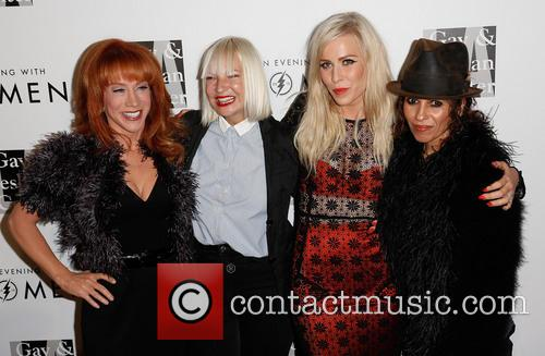 Kathy Griffin, Sia, Natasha Bedingfield and Linda Perry 4
