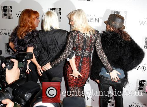 Kathy Griffin, Sia, Natasha Bedingfield and Linda Perry 6