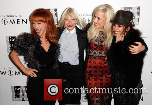 Kathy Griffin, Sia, Natasha Bedingfield and Linda Perry 11
