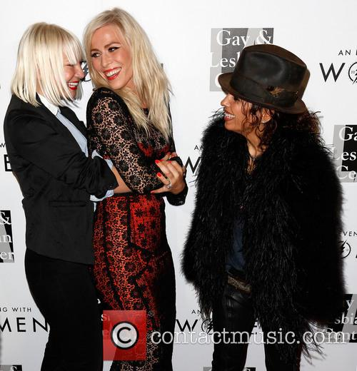 Sia, Natasha Bedingfield and Linda Perry