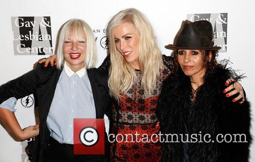 Sia, Natasha Bedingfield and Linda Perry 5