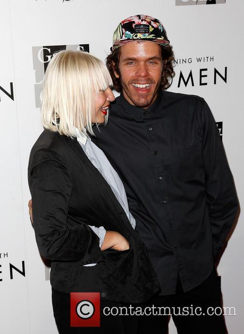 Sia and Perez Hilton 3